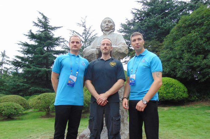 German Chin Woo Athletic Federation e.V.